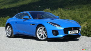 4-Cylinder 2018 Jaguar F-Type, a Joyous Surprise!