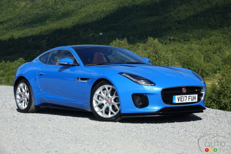 The Cylinder Jaguar FType A Joyous Surprise Car - 4 cylinder jaguar