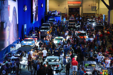 SEMA 2017: Outsized, Extravagant as Ever!