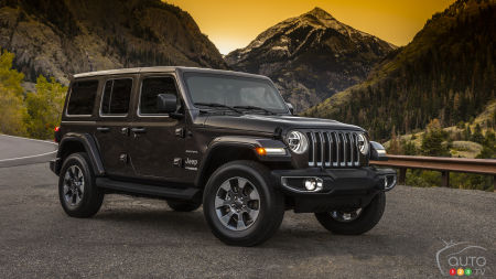 SEMA 2017: the all-new 2018 Jeep Wrangler unveiled!