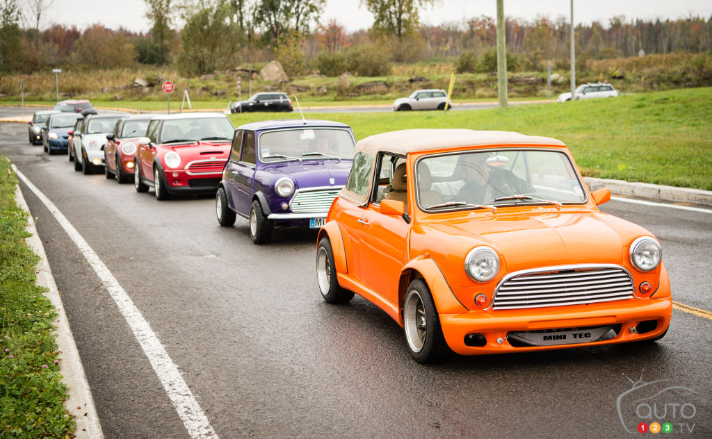 15 Years of MINI in Canada: It's a Party!