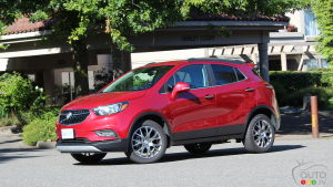 2017 Buick Encore Sport Touring, (Nearly) Perfect for the City