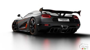 Koenigsegg Agera RS Beats Speed Record Held by Bugatti
