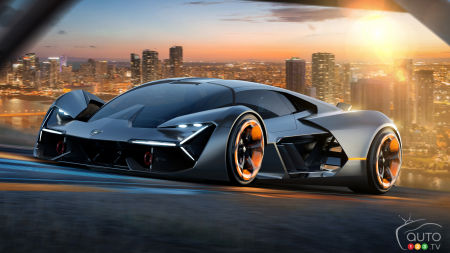 Meet the Electric Lamborghini of Tomorrow!