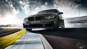 BMW M3 CS, a Special Edition Available Soon