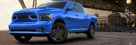 Another Colourful RAM 1500 Edition to End the Year