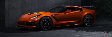 2019 Chevrolet Corvette ZR1 is Coming and, Dear God, So Much Power!