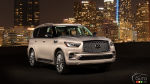 World Premiere of 2018 INFINITI QX80 in Dubai: Long Live Opulence!