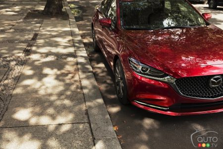 New Mazda6 set for L.A. Reveal, Turbo Engine in Tow!