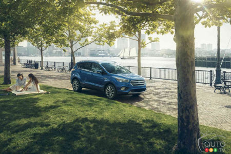 10 Reasons to Buy a 2018 Ford Escape