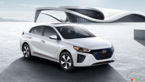 Hyundai IONIQ is 2017 Women's World Car of the Year