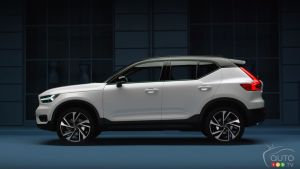 New Volvo XC40's Styling Explained by Lead Designer
