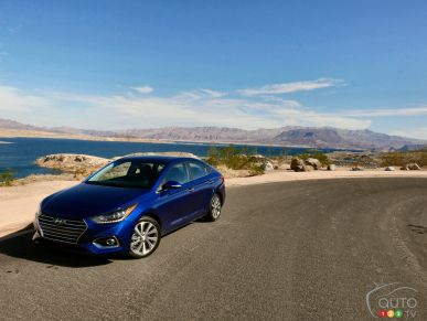 2018 Hyundai Accent First Drive: Updating A Successful Formula
