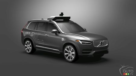 Volvo to Supply Uber With Autonomous Driving Cars