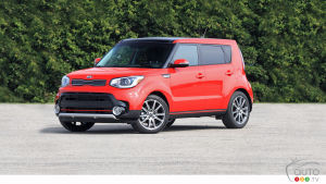 2018 Kia Soul SX Turbo: Functional, Funky and Fly