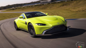New Aston Martin Vantage: a Big Serving of Ear and Eye Candy!