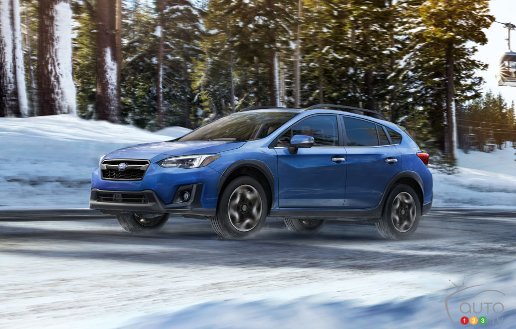 Subaru, Land Rover Top 2018 Residual Value Rankings
