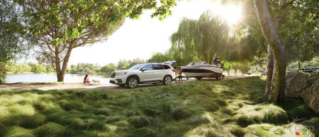 Los Angeles 2017: Your Family Will Love the All-New 2019 Subaru Ascent!
