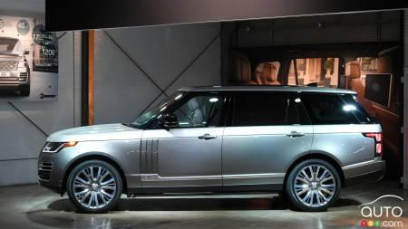nouvelles sur les land rover range rover sport auto123. Black Bedroom Furniture Sets. Home Design Ideas