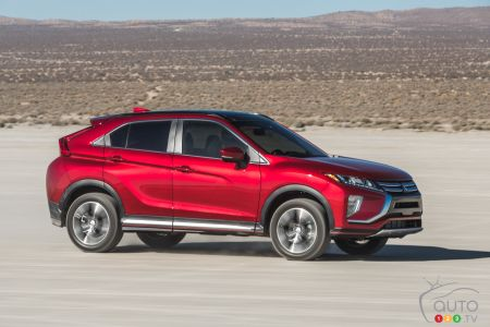 Los Angeles 2017: MITSUBISHI CONNECT Announced, to Debut in New Eclipse Cross SUV