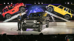 Los Angeles 2017: All-new 2018 Jeep Wrangler to Remain King of the Mountain