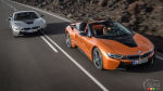 Los Angeles 2017: BMW i8 is All-New, Adds Roadster Model