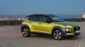 Los Angeles 2017: Hawaiian-Inspired Hyundai Kona Intends to Make Big Waves