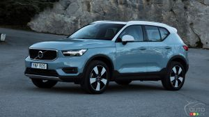 Los Angeles 2017: New Volvo XC40 to Launch in Canada With Subscription Service