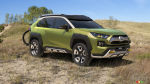 Los Angeles 2017: Toyota's Adventure Concept and World-First Hydrogen Plant