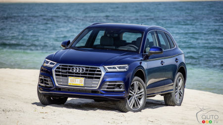 2018 Audi Q5 and SQ5 a Solid One-Two Punch