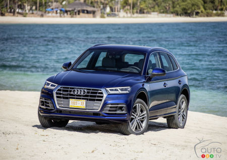 Audi Q And SQ Review And Pricing Car News Auto - Audi sq5 review