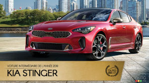 essai routier de la kia stinger gt 2018 essais routiers auto123. Black Bedroom Furniture Sets. Home Design Ideas
