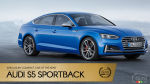 Audi S5 Sportback, Auto123.com's 2018 Compact Luxury Car of the Year
