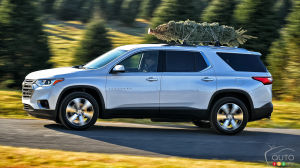 Useful Tips for Transporting Your Christmas Tree, Courtesy of Chevrolet