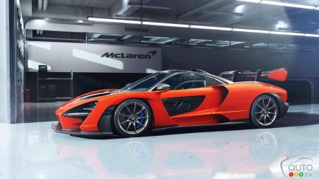 McLaren Senna, the Ultimate Road-Legal McLaren, is Revealed; See it Here First!