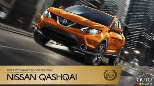 2018 Nissan Qashqai Specifications Car Specs Auto123