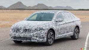 First Look at the 2019 Volkswagen Jetta