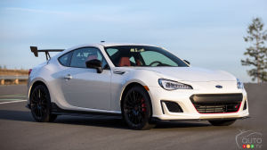 Limited-Edition 2018 Subaru BRZ tS to Offer More Style, Sharper Handling