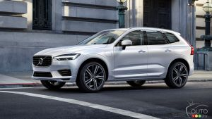 Volvo XC60, Auto123.com's 2018 Luxury Compact SUV of the Year