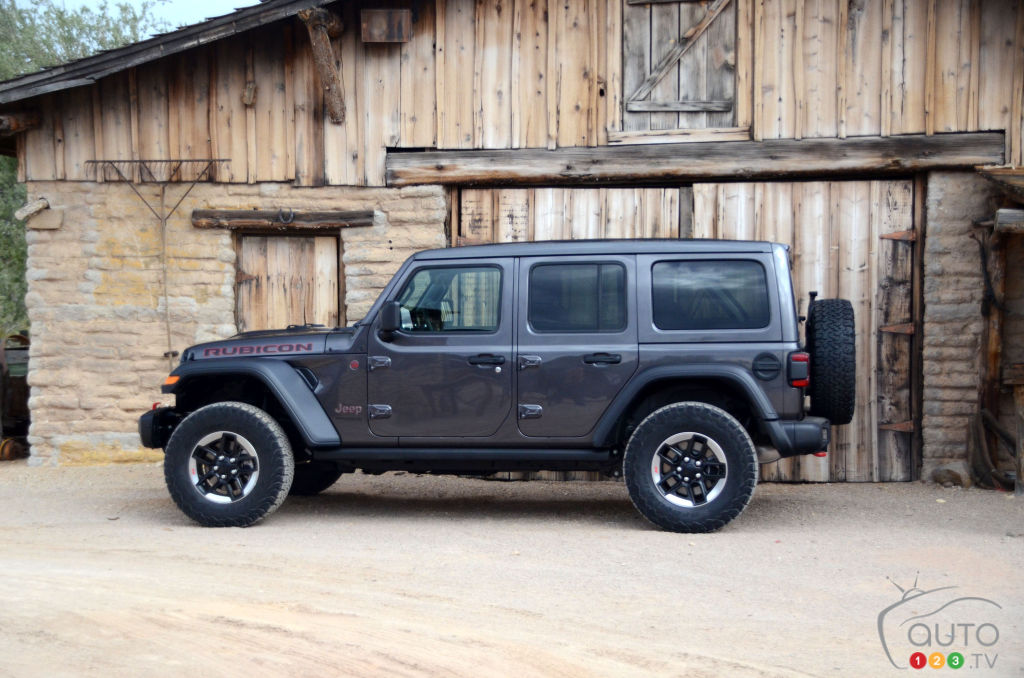 All-new 2018 Jeep Wrangler: Improvements All Around