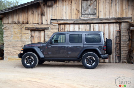 The New 2018 Jeep Wrangler – All The Latest Information >> 2018 Jeep Wrangler Review And Pricing Car Reviews Auto123