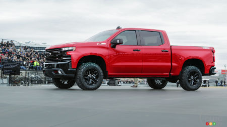 Meet the New 2019 Chevrolet Silverado; Tell Us What You Think!