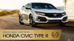 Honda Civic Type R, Auto123.com's 2018 Sport Compact Car of the Year