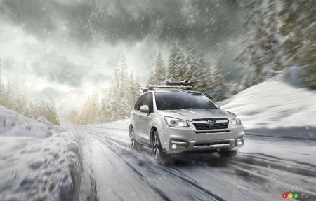 2018 Subaru Forester: A Serious and Efficient SUV