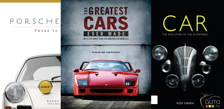 Christmas Gift Ideas: 3 of the Best Car Book Suggestions for Enthusiasts