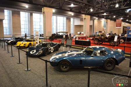 Our Gift to You: The Simeone Museum and its Classic Cars, in Pictures