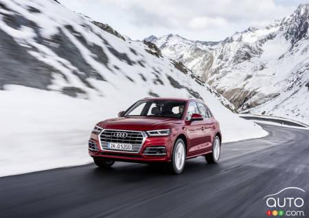 Audi Car Reviews With Quattro AWD Car Reviews Auto - Audi awd