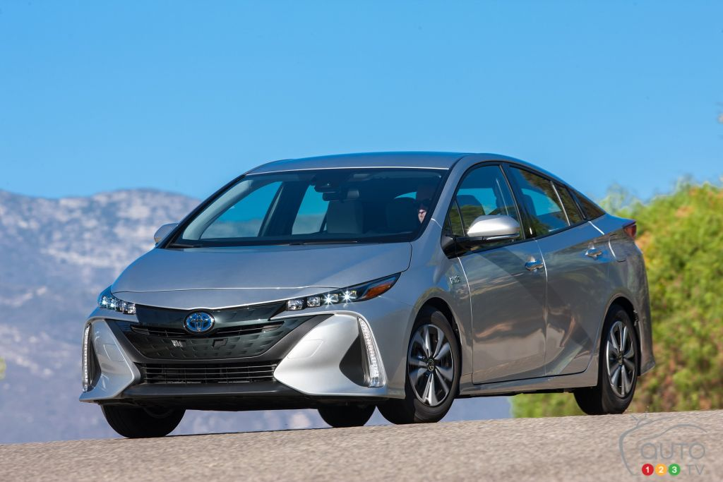Toyota, Most Trusted Maker of Hybrid Vehicles for 7th Year in a Row