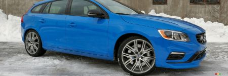 2017 Volvo V60 Polestar Review