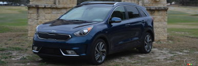 2017 Kia Niro First Drive